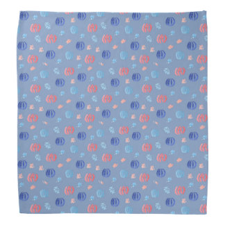 Chinese Lanterns Bandana