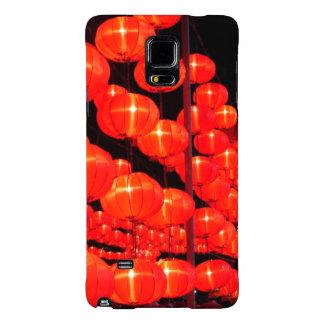 Chinese Lanterns Galaxy Note 4 Case
