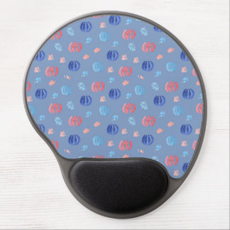 Chinese Lanterns Gel Mousepad Gel Mouse Mat