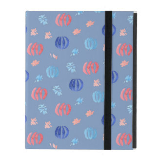 Chinese Lanterns iPad 2/3/4 Case