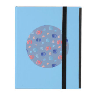 Chinese Lanterns iPad 2/3/4 Case with No Kickstand