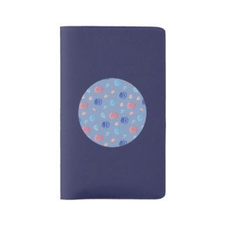 Chinese Lanterns Large Notebook