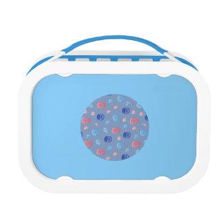 Chinese Lanterns Lunch Box