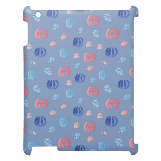 Chinese Lanterns Matte iPad Case