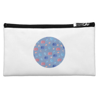 Chinese Lanterns Medium Cosmetic Bag