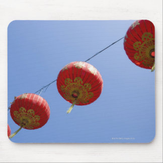Chinese Lanterns Mouse Mat