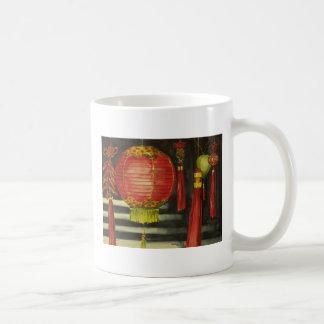 Chinese Lanterns No. 1 Mug