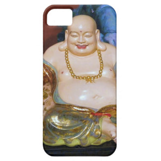 Chinese laughing Buddha, Singapore iPhone 5 Case
