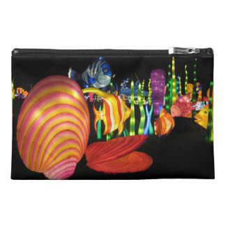 Chinese Lights Photo Image Travel Accessory Bag