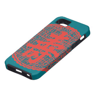"""""""Chinese Long Life"""" iPhone 5 Cases"""