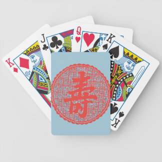 """Chinese Long Life"" Card Decks"
