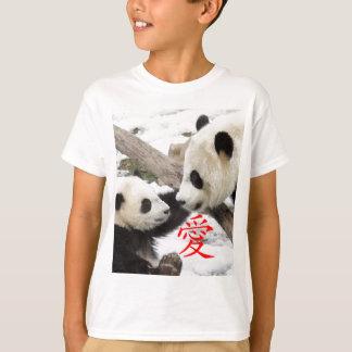 Chinese Love Pandas T-Shirt