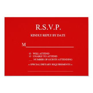 Chinese Love Poem Calligraphy Wedding RSVP 9 Cm X 13 Cm Invitation Card