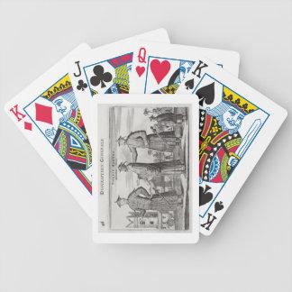 Chinese Men, a General Description from an account Poker Deck