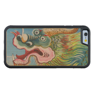 Chinese Mural Carved® Maple iPhone 6 Bumper Case
