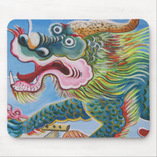 Chinese Mural Mouse Pad