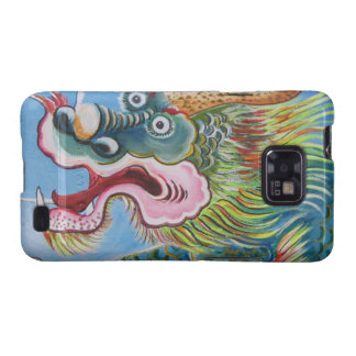 Chinese Mural Samsung Galaxy S2 Covers