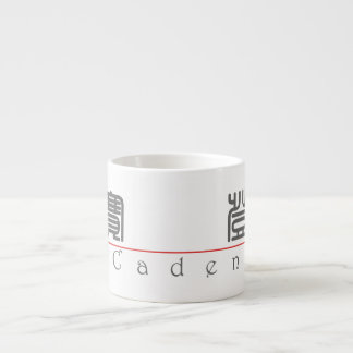 Chinese name for Caden 22135_0.pdf Espresso Cups