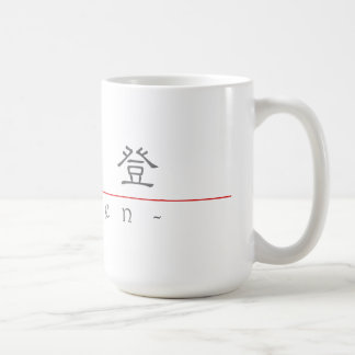 Chinese name for Caden 22135_2.pdf Coffee Mugs