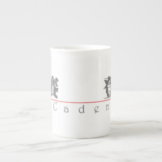 Chinese name for Caden 22135_3 pdf Bone China Mugs
