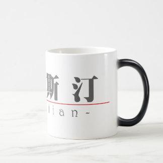 Chinese name for Christian 20512_3.pdf Coffee Mugs