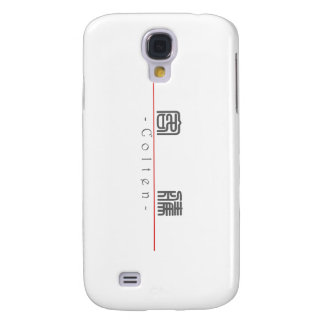 Chinese name for Colten 22385_0.pdf Galaxy S4 Case