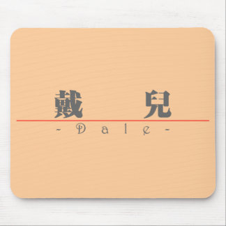 Chinese name for Dale 20075_3.pdf Mousepad