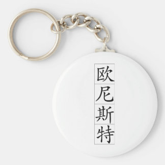 Chinese name for Ernest 20577_1 pdf Key Chain