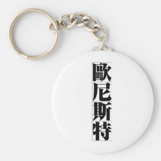 Chinese name for Ernest 20577_3.pdf Basic Round Button Key Ring