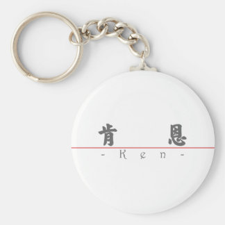 Chinese name for Ken 20672_4 pdf Key Chain