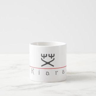 Chinese name for Kiara 21319_0 pdf Espresso Cup
