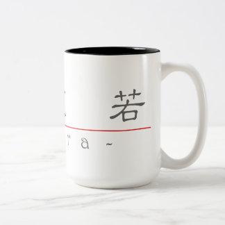 Chinese name for Kiara 21319_2.pdf Two-Tone Mug