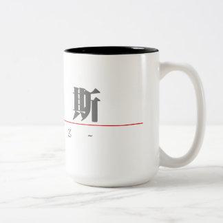 Chinese name for Liz 20212_3.pdf Coffee Mugs