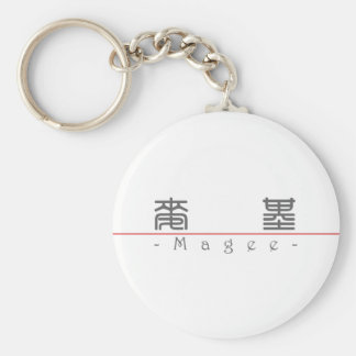 Chinese name for Magee 20705_0 pdf Key Chain