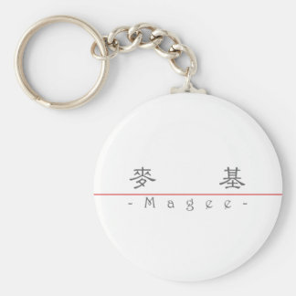 Chinese name for Magee 20705_2 pdf Key Chain