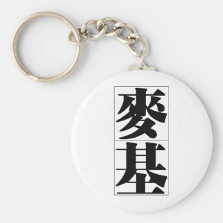 Chinese name for Magee 20705_3 pdf Keychains