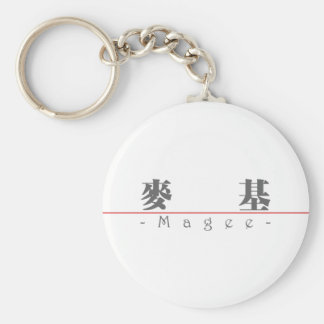 Chinese name for Magee 20705_3 pdf Keychain