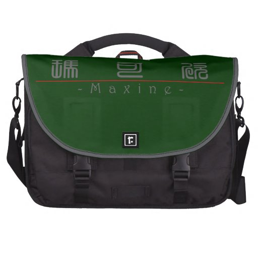 Chinese name for Maxine 20237_0.pdf Laptop Bags