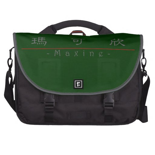 Chinese name for Maxine 20237_2.pdf Laptop Computer Bag