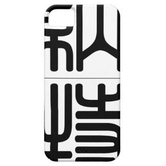 Chinese name for Nat 20741_0.pdf iPhone 5 Case