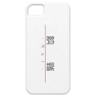 Chinese name for Nat 20741_0.pdf iPhone 5 Cases