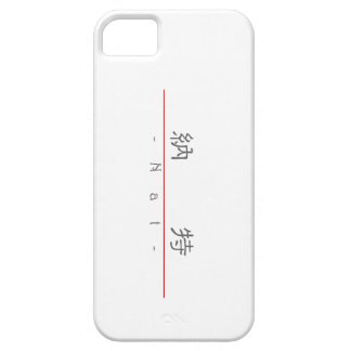 Chinese name for Nat 20741_2.pdf iPhone 5 Case