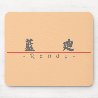 Chinese name for Randy 22354_4.pdf Mouse Pad
