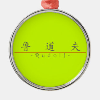 Chinese name for Rudolf 20804_1 pdf Ornaments