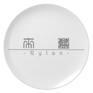 Chinese name for Rylan 22145_0.pdf Dinner Plate