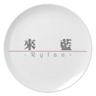 Chinese name for Rylan 22145_3.pdf Party Plates