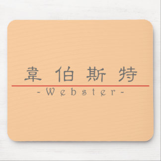 Chinese name for Webster 20866_2.pdf Mouse Pad