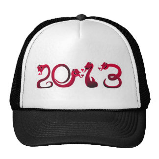 Chinese New Year 2013: Year of the Snake Hat