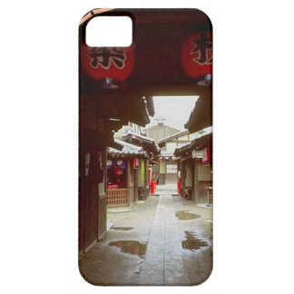 Chinese New Year, Asian village Case For The iPhone 5