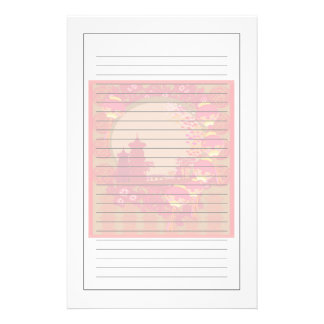 Chinese New Year Card - Traditional Lanterns 2 Stationery Paper